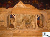 Dřevěný Betlém - cíl naší cesty