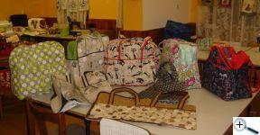 Víkendová cestovní taška