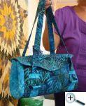 Dvoubarevná kabelka