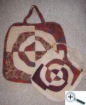 Tašky s křivkami