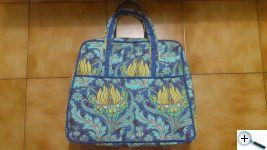 Víkendová taška Moniky Žilkové