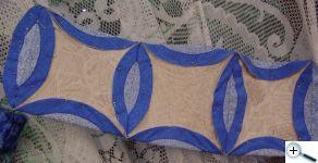 Svatební prsteny - oboustranná deka - vzorník
