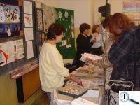 Prodej časopisů a pomůcek