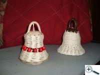 Zvonečky na keramickém vrchlíku