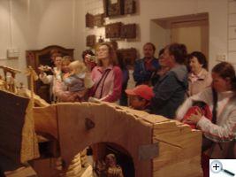 Návštěva beltému v Olešnici