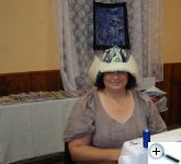 Úžasná čepice, že?