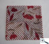 Žinylka - červené květy