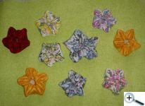 Jo - Jo patchwork - kytky