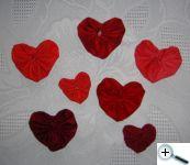 Jo - Jo patchwork - srdce