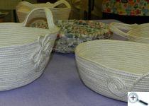 Detail košíků