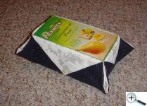 Krabička na čaj od Lídy Fuksové