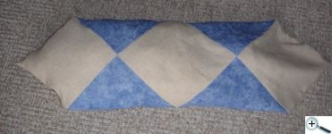 Polštář - netradiční tvar