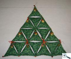 Trojúhelníčky - stromeček