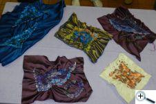 Art quiltový kurz - tyvek - polotovar